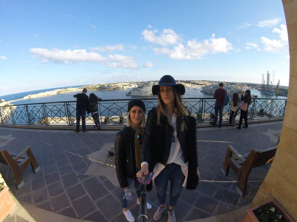 Malta - Upper Barraka Gardens